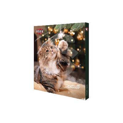 Accessoire Noël chat : Calendrier de l'Avent Premio