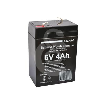 Batterie Lithium de remplacement pour Phare Exploreur Led