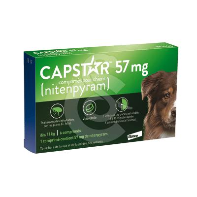 Capstar 57 mg