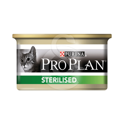 Cat Sterilised Boîte