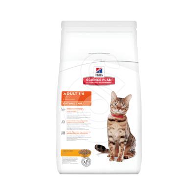 Feline Adult Poulet Optimal Care