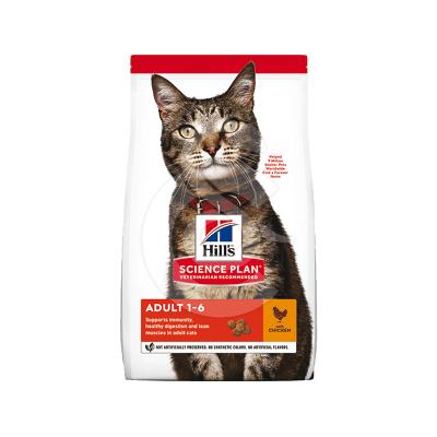 Feline Adult Optimal Care Poulet