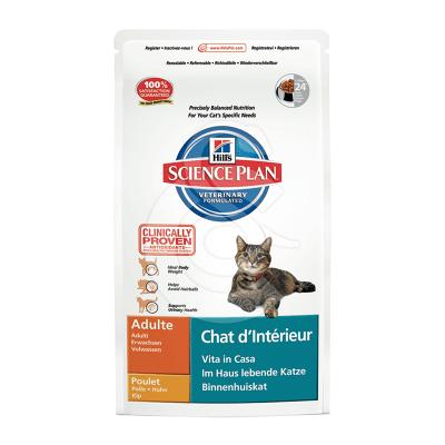 Feline Adult Chat d'interieur Poulet