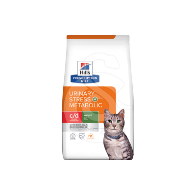Feline C/D Urinary Stress + Metabolic