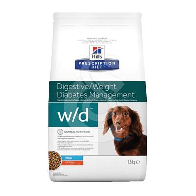 Canine W/D Mini Poulet
