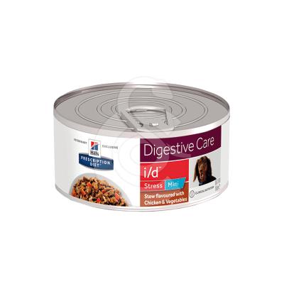 Canine I/D Stress Mini Digestive Care Mijotés P. & Lé. Boîte