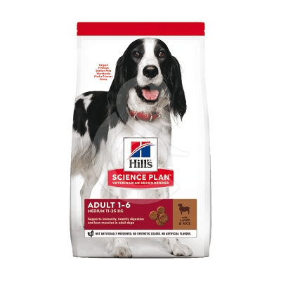 Canine Adult Medium Agneau & Riz
