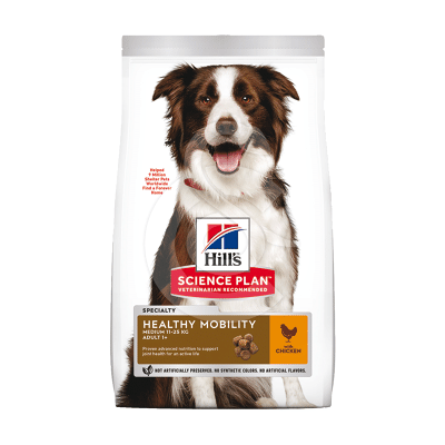 Canine Adult Healthy Mobility Medium Poulet