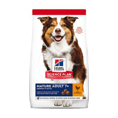 Canine Mature Adult 7+ Medium Poulet