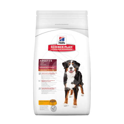 Canine Adult Large Poulet Advanced Fitness