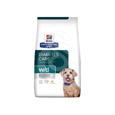 Canine W/D Diabete Poulet