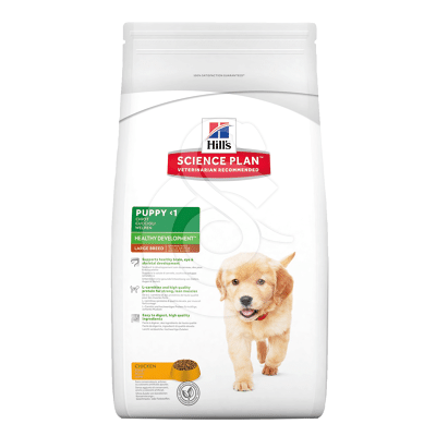 Science Plan  Puppy Healthy Development  Large Breed Chicken très soll