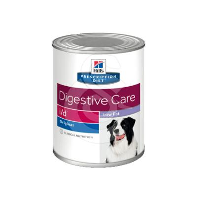 Canine I/D Low Fat Boîte
