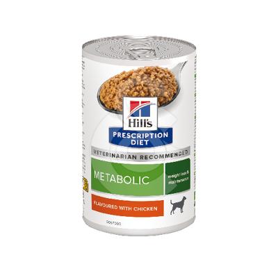 Canine Metabolic Boîte