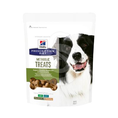 Canine metabolic treats