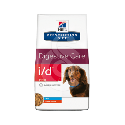 Canine I/D Digestive Care Stress Mini