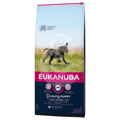 Eukanuba Puppy Grande race