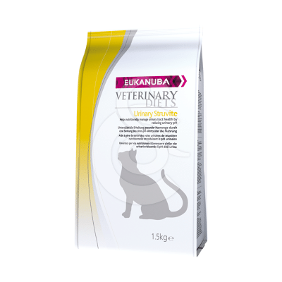 Eukanuba Veterinary Diets Cat Urinary Struvite Poulet
