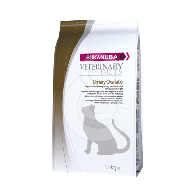 Eukanuba Veterinary Diets Cat Urinary Struvite Oxalate Poul.
