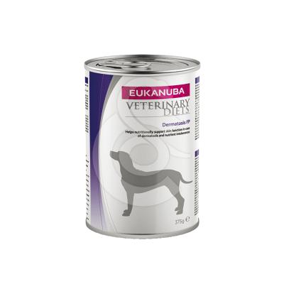 Eukanuba Veterinary Diets Dog Dermatosis FP Boîte