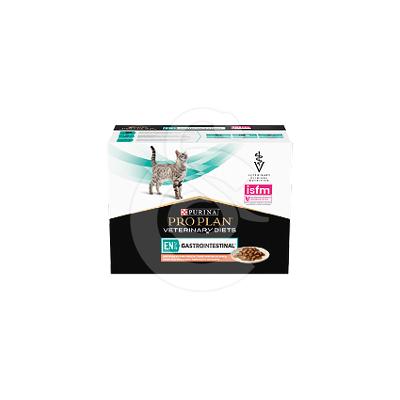 Ppvd Feline EN Stox Gastrointestinal Salmon Sachet repas