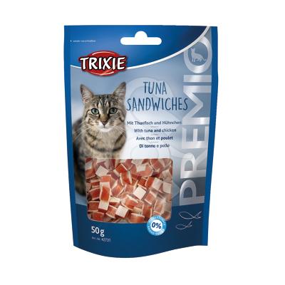 Friandises Chat Premio Tuna Sandwiches