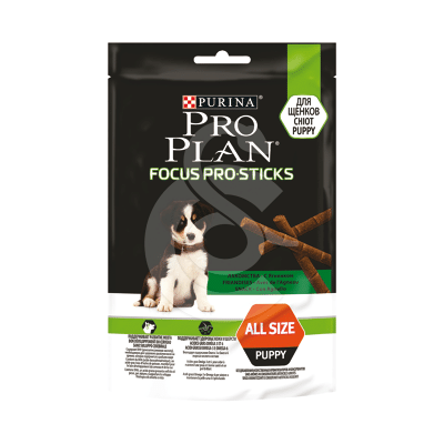 Friandises Focus pro sticks Puppy