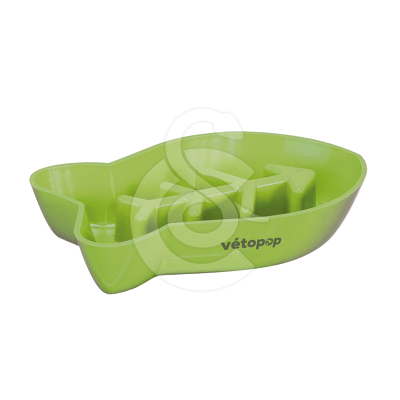Gamelle anti-glouton Pop Poisson