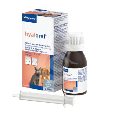 Hyaloral gel