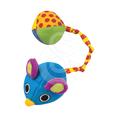 Jouet chat Petstages : Slow Mouse