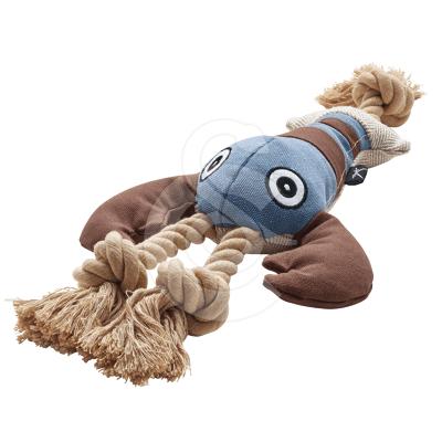Jouet chien Hunter : Canvas Sansibar