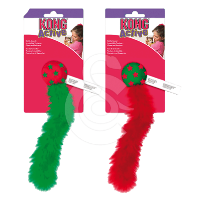 Kong Cat Holiday Wild Tails