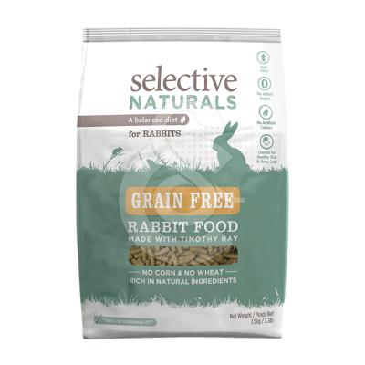 Selective Grain Free Rabbit (Lapin)