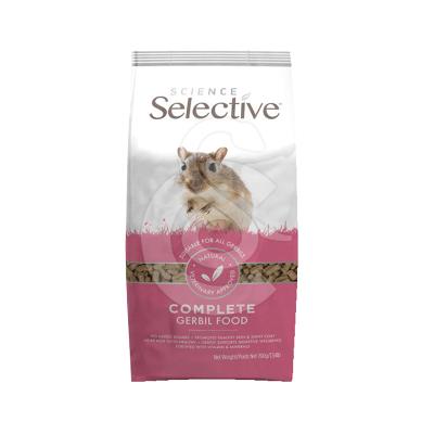 Selective Gerbil