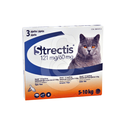 Strectis Chats 5-10 kg