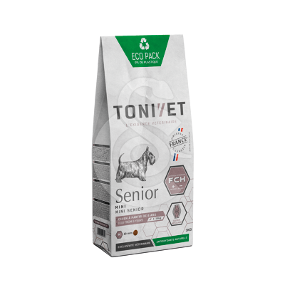 Tonivet Chien Senior Mini