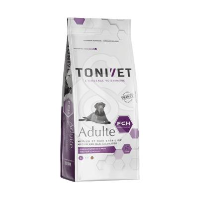 Tonivet Chien Adulte Medium & Maxi Stérilisé