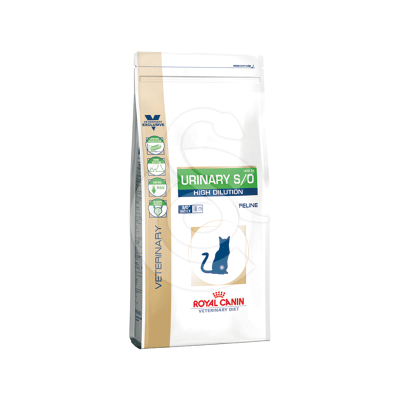 Veterinary Diet Cat Urinary S/O High Dilution