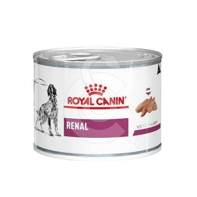 Veterinary Diet Dog Renal Boîte