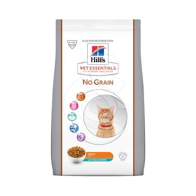 Vetessentials Feline Adult No Grain Thon & Pomme de terre
