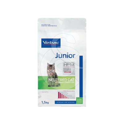Veterinary Hpm Junior Neutered Cat