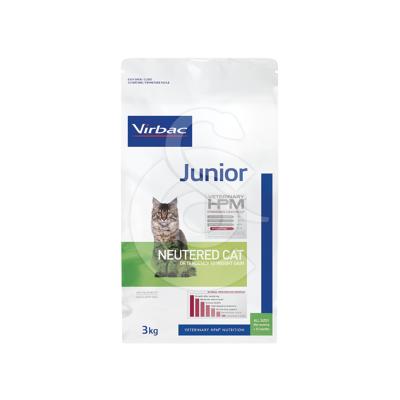 Veterinary HPM Cat Junior Neutered
