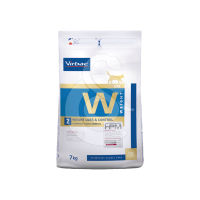 Veterinary HPM Cat W2 Weight Loss & Control
