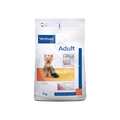 Veterinary Hpm Adult Dog Small & Toy