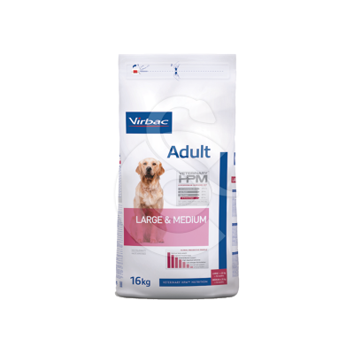 Veterinary Hpm Adult Dog Large & Medium