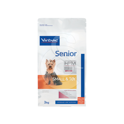 Veterinary Hpm Senior Dog Small & Toy