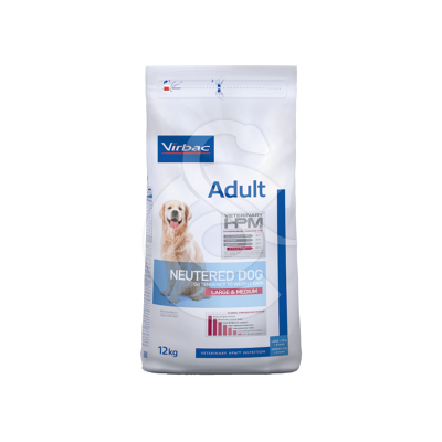 Veterinary HPM Dog Adult Neutered Large & Medium