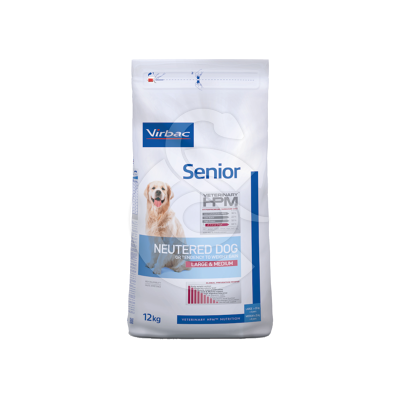 Veterinary HPM Dog Senior Neutered Large & Medium