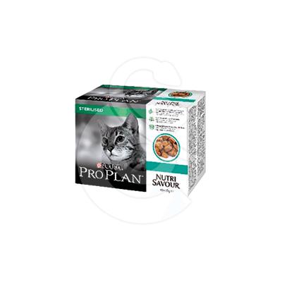 Cat Sterilised Poisson Gelée Sachet repas