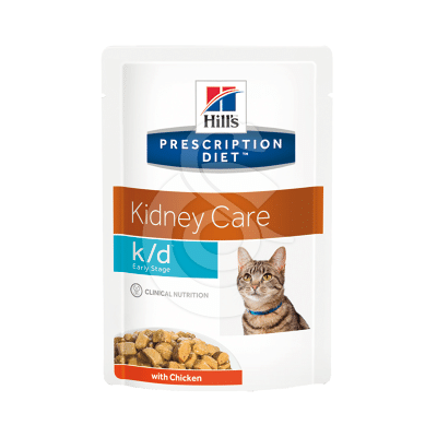 Feline K/D Early Stage Poulet Sachet Repas